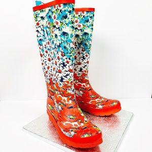 Anthropologie Shoes - Anthropologie Colloquial Rain Boots Size 7